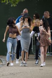 Kendall Jenner at the New Look Wireless Festival in London - July 2015