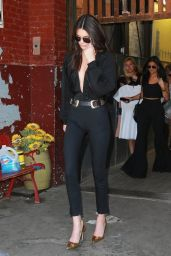 Kendall Jenner Fashion - Los Angeles, July 2015