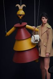 Kendall Jenner - Fendi Fall/Winter 2015 Ad Campaign