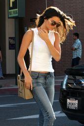 Kendall Jenner & Hailey Baldwin Street Style - Beverly Hills, July 2015