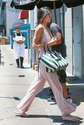 Kendall Jenner Summer Style - Joan's on Third in LA, July 2015