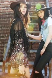 Kendall & Kylie Jenner – PacSun 'Las Rebeldes' Fall 2015 (more images)