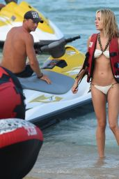 Kimberley Garner Hot In Bikini - Saint-Tropez, July 2015