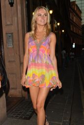 Kimberley Garner – LOVO Coconut Water Launch in London – July 2015