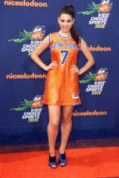 Kira Kosarin – 2015 Nickelodeon Kids' Choice Sports Awards in Los Angeles