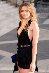 Kristina Bazan - Atelier Versace Show in Paris, July 2015