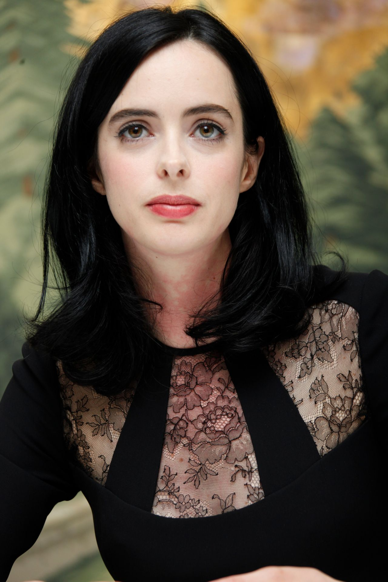 Krysten Ritter Style - 'Jessica Jones' Press Conference at ...