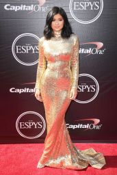 Kylie Jenner – 2015 ESPYS in Los Angeles