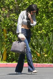 Kylie Jenner Street Fashion - Los Angeles, July 2015