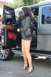 Kylie Jenner Style - The Ivy Restaurant in Los Angeles, July 2015