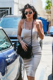 Kylie Jenner Summer Style - Joan's on Third in LA, July 2015