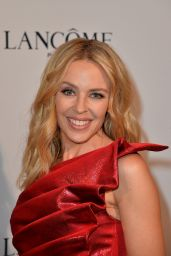 Kylie Minogue - Lancome Celebrates 80 Years of Beauty event in Paris