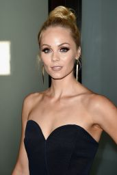 Laura Vandervoort at FOX International Studios Outcast Comic-Con Party in San Diego, July 2015