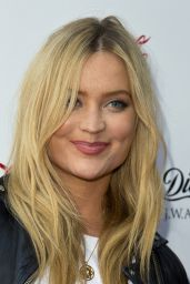 Laura Whitmore Style - Diet Coke J.W.Anderson Launch Party in London