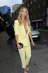 Lauren Pope - Style x Now Summer Party in London, July 2015