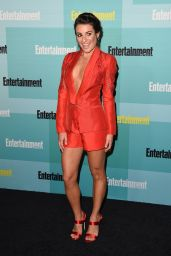 Lea Michele – Entertainment Weekly Party at Comic-Con in San Diego, July 2015