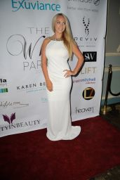 Lea Totton - The White Party at Home House in London, July 2015