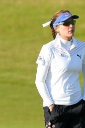 Lexi Thompson – Ricoh Women's British Open in Turnberry, July 2015