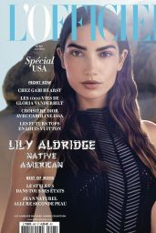 Lily Aldridge - L