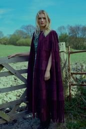 Lily Donaldson - Photoshoot for Elle UK August 2015