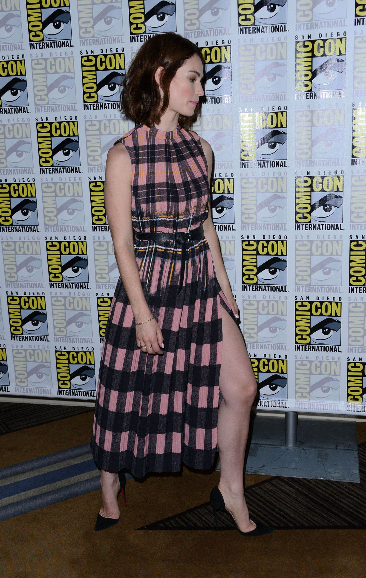 Lily James Pride And Prejudice And Zombies Press Line