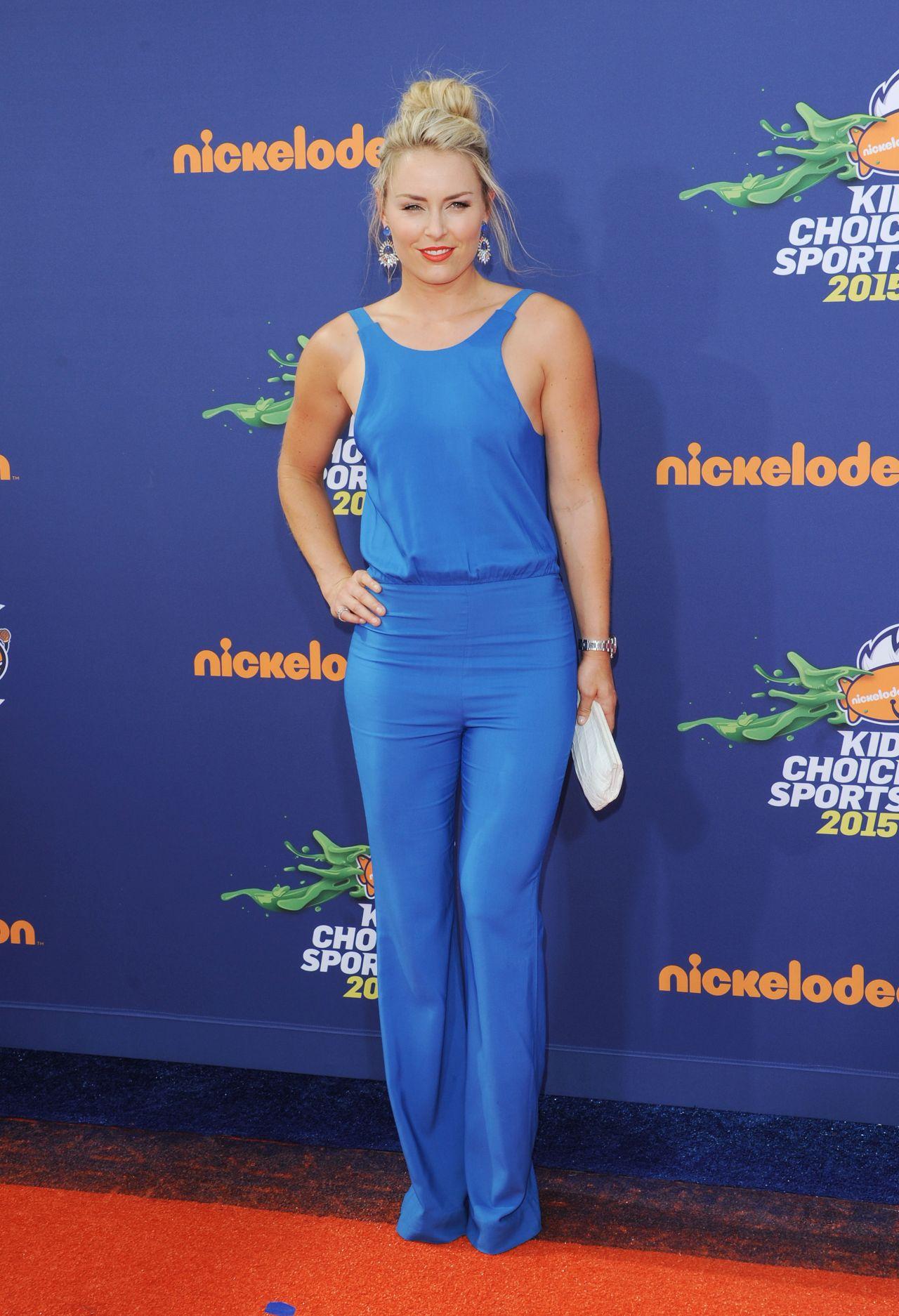 2015 Los Angeles Film Festival: 2015 Nickelodeon Kids' Choice Sports Awards