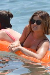 Lucy Hale in a Bikini at a Beach in Hawaii, July 2015
