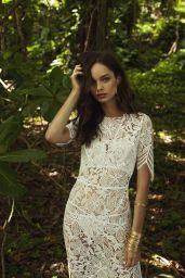 Luma Grothe - Photoshoot For Love & Lemons 2015