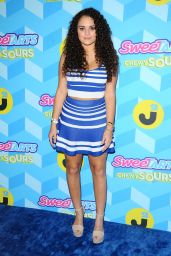 Madison Pettis – 2015 Just Jared Summer Bash Pool Party in Hollywood