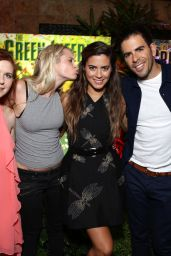 Magda Apanowicz - Eli Roth and BH Tilt The Green Inferno Event at 2015 Comic-Con
