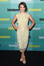 Maisie Williams – EW Party at Comic-Con in San Diego, July 2015