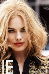 Margot Robbie - Elle Magazine August 2015 Issue