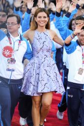 Maria Menounos - Special Olympics World Games 2015 Opening Night Ceremony in Los Angeles
