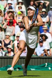 Maria Sharapova - Wimbledon Tournament 2015 - First Round