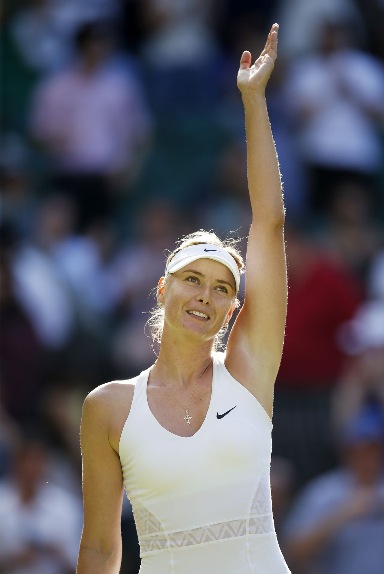 All Maria Sharapovas Wimbledon dresses rated: Which is