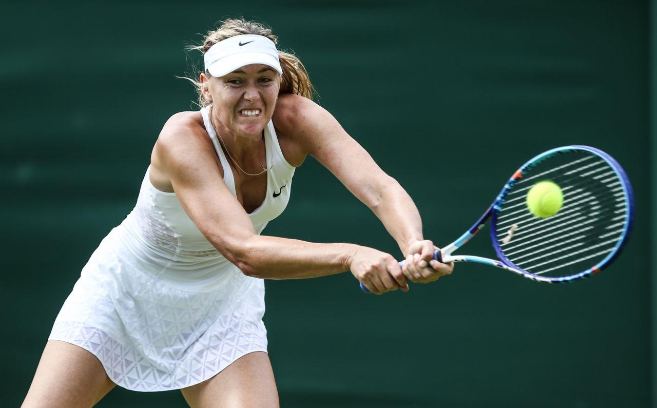 Tennis Dresses | Maria sharapova, Tennis fashion, Maria