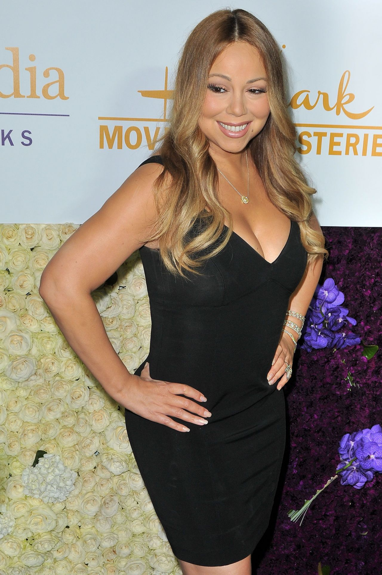 Mariah Carey Hallmark Channel 2015 Summer Tca Tour Event