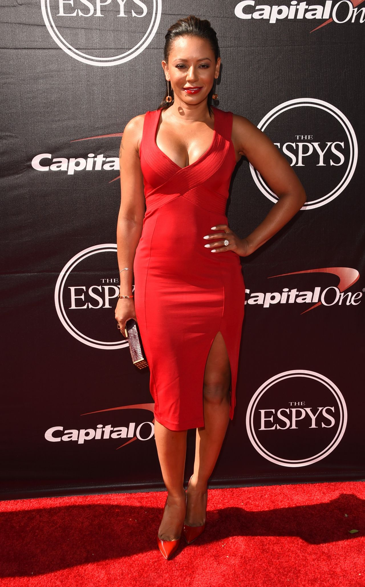 Melanie Brown 2015 Espys In Los Angeles