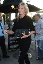 Melanie Griffith Fashion - Out in West Hollywood, July 2015