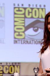 Mercedes Mason - Fear The Walking Dead Panel at Comic-Con in San Diego