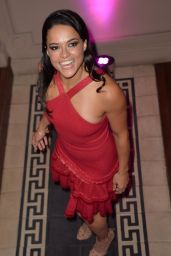 Michelle Rodriguez - Viktor&Rolf FlowerBomb Fragrance 10th Anniversary Party in Paris