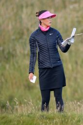 Michelle Wie – Ricoh Women's British Open in Turnberry, July 2015