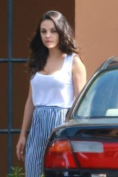 Mila Kunis- Visits Disney Studios - July 2015