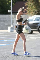 Miley Cyrus - Out in Los Angeles, July 2015