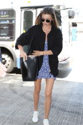 Miranda Kerr Airport Style - LAX in Los Angeles, June 2015