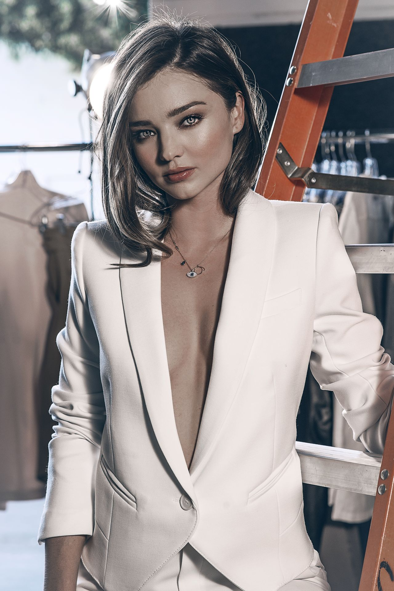 Miranda Kerr Photoshoot – Swarovski Holiday 2015 Collection Miranda Kerr