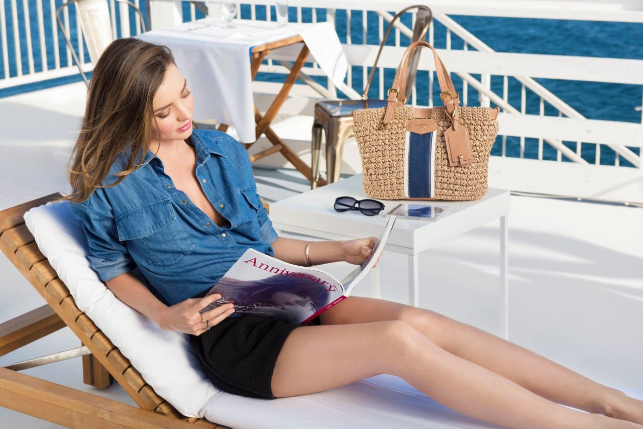 Miranda Kerr - Samantha Thavasa 2015 Collection Miranda Kerr Collection