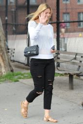 Mischa Barton - Out In Soho, New York, June 2015