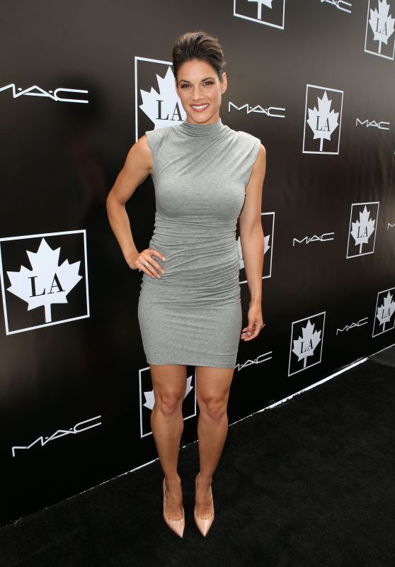 Missy Peregrym – 2015 Golden Maple Awards in Beverly Hills