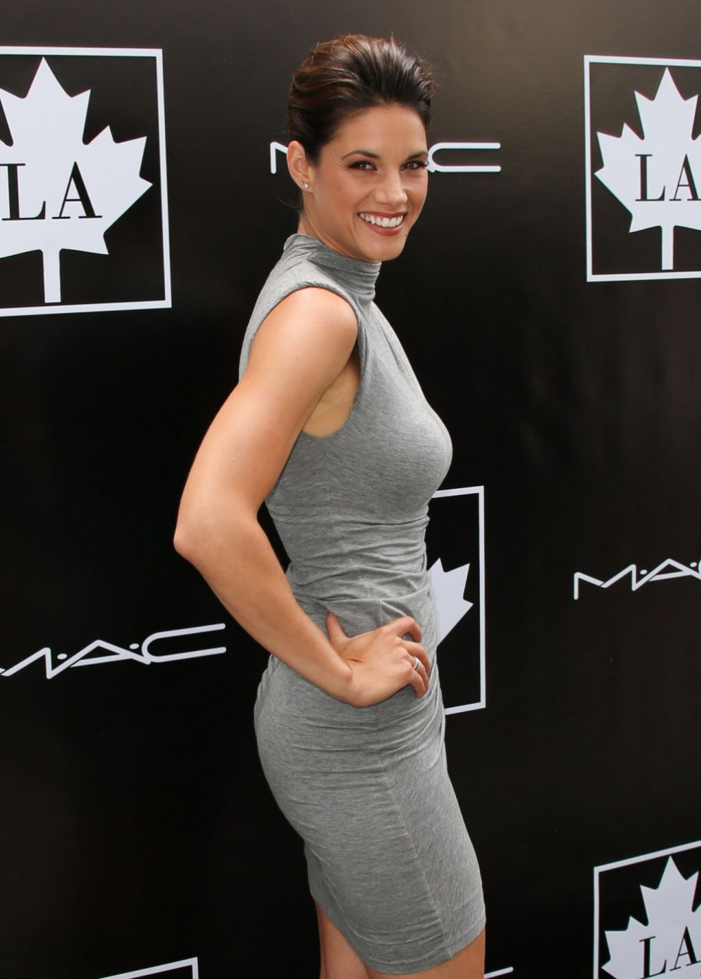 Missy Peregrym 2015 Golden Maple Awards In Beverly Hills